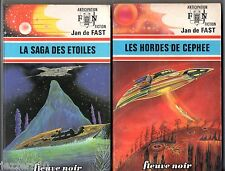 LOT de 79 TITRES COLLECTION ANTICIPATION ¤  1968 à 1987 ¤ EO fleuve noir