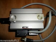 SMC CDQ2AP50-35D-P74-376-X741 PNUMATIC CYLINDER WITH SENSORS (NEW NO BOX)
