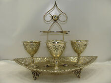 Antiquariato Coquetiers in argento antico / old silver Sheffield