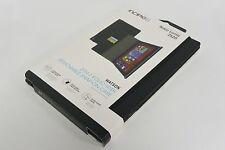 New Incipio 2-in-1 Watson Wallet Folio Case for Nokia Lumia 2520 (NK-177-BLK)