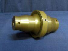 "Branson Ultrasonic Booster Horn; 1/2""-28 THREAD"