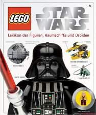 Fachbuch LEGO® Star Wars ™, Lexikon der Figuren Raumschiffe Droiden, mit Figur