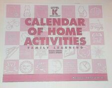 An Activity-A-Day! 365 Learning Activities for Parents & Children! Grade Pre-K