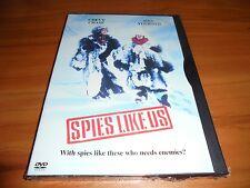 Spies Like Us (DVD, Full Frame 1998) Dan Aykroyd, Chevy Chase NEW