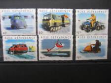 ROSS DEPENDENCY NHM SET-2000 ANTARCTIC TRANSPORT SG 66/71