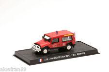 Voiture Pompier Moulé sous pression 1990 VSRTT UM EDR 11 DL1 BEMAEX Delprado 1:
