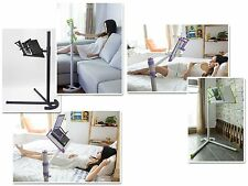 "Height adjust bed/floor stand+Cooling fan fr  laptop(13- 17"")/tablet /iPAD Pro"