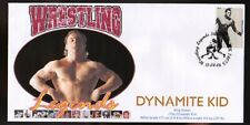 Dynamite Kid Wrestling Legends Souvenir Cover