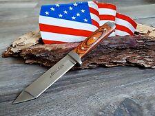 Bullson USA COLTELLO Tango Knife Hunting coutean Cuchillo COLTELLO Coltello da caccia