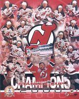 Team Composite New Jersey Devils 8 X 10 Photo AABK032 zzz