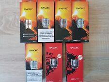 Resistances Tfv8 Baby X4 Smoktech (pack de 5) sans Nicotine ni Tabac*