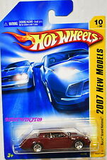 HOT WHEELS 2007 #10/36 BUICK GRAND NATIONAL RED