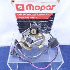 Distributor Dual Pickup Coil 1977 Mopar 400 440 B & C Body Police NOS 3874672