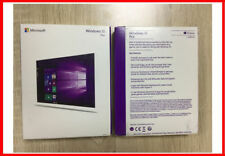 Genuine Windows 10 Pro Professional 32/64Bit Full Version + Lifetime Key