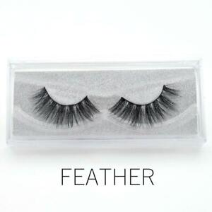 Glam Mink Lashes Feather