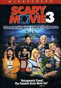 Like New WS DVD Scary Movie 3 Anna Faris Charlie Sheen Regina Hall Pamela Andens