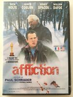 Affliction DVD NEUF SOUS BLISTER Nick Nolte, James Coburn