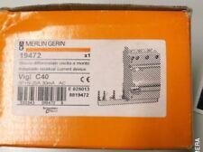 Schneider MERLIN gerin Vigi C40 19472 Blocco Differenziale uscita a Valle