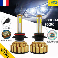 360° 110W 9005 HB3 30000LM CANBUS Voiture Feux LED Phare Lampe Kit Xenon 6000K