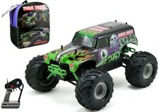 New with Backpack Traxxas Grave Digger 1/16