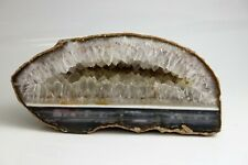 AD6 Large Quartz Agate Crystal Natural Geode Great Gift Home Art Décor 3.36KG