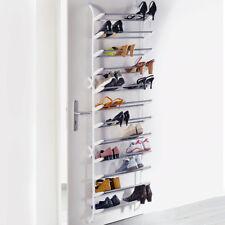Schuhregal Türregal Türhängeregal für 36 Paar Schuhschrank Schuhständer