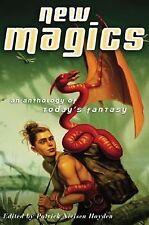 New Magics by Neil Gaiman, Charles De Lint, Orson Scott Card, Jane Yolen HC new