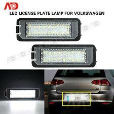 FOR Bentley Porsche Seat Skoda VW Golf Passat B6 CC OEM LED License Plate Light
