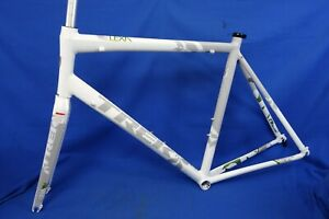 New 2011 Trek Lexa SLX WSD Womens Aluminum Road Bike Frameset, w/ Fork - 58cm