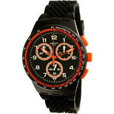 Swatch Originals Nerolino Chronograph Glow In Dark Dial Quartz Watch SUSB408