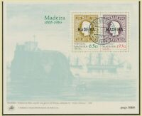 PORTUGAL MADEIRA 1980/4 Block 1 - 5 EUROPA CEPT / 1980/4 MS 1 - 5 SUPERB USED