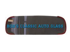 1941 1942 1946 1947 1948 FORD MERCURY CAR CURVED BACK GLASS CLASSIC AUTO MERC