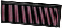 K&N AIR FILTER FOR AUDI A3 (8P) 2.0 TDI