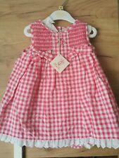 Girls Age 6-12 Months Cute Dress