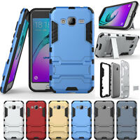 Shockproof Rugged Hybrid Rubber Phone Case Cover For Samsung Galaxy J1J2J3J5J7