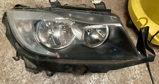 GENUINE E90 E91 BMW 320D DRIVERS SIDE HEADLIGHT 6942724 OSF FREE POSTAGE