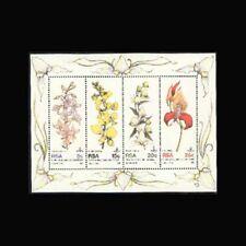 South Africa, Sc #556a, MNH, 1981, S/S, Flora. Flowers, Orchids, FL027F