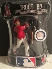 "MIKE TROUT Red Variant 16 AL MVP EXCLUSIVE 2017 Imports Dragon 6"" FIGURE #/2000"