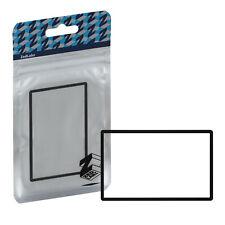 Screen lens for 2DS Nintendo top plastic cover replacement - Black | ZedLabz