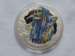 GRIM REAPER / SOUVENIR COIN/MEDAL