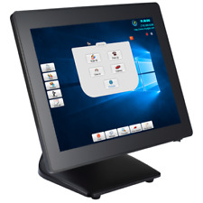 """SlimPOS Intel i5 @ 2.6 Ghz  POS 15"""" Touch Flat Panel WIN 10 Restaurant"""