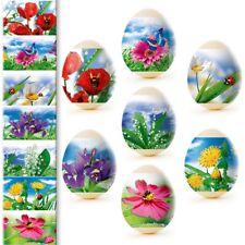 "35 pcs pysanka sticker paska Easter Egg Decorating Wraps /""Congratulations/"""