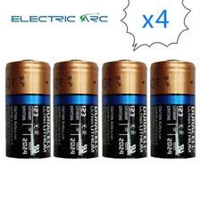 4x Duracell CR123A CR17345 DL123A 123A CR123 3V Ultra Lithium Batteries EXP2024