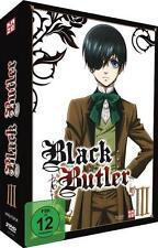 ++Black Butler Box 3 DVD deutsch (Kuroshitsuji) TOP !++