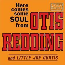HERE COMES SOME SOUL FROM OTIS REDDING (NEW SEALED CD) ORIGINAL RECORDING