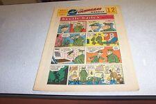 COMICS THE OVERSEAS WEEKLY 30 OCTOBER 1960 BEETLE BAILEY THE KATZENJAMMER KIDS