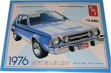 AMT 1976 AMC Gremlin X  2 in 1  model kit 1/25