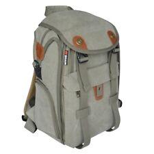 BRAUN Camera Rucksack Eiger Backpack in Concrete Grey Sage Green (UK Stock) BNIP
