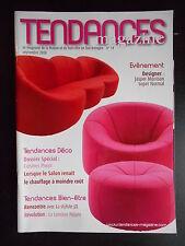"""""""Tendances magazine de la maison et du bien être en sud bretagne"""" n°14 09/2008"""
