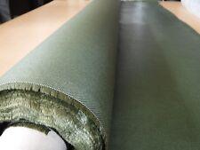 Cordura PU Coated  Nylon 1000 Denier waterproof fabric Olive Seconds Grade